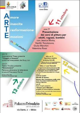ARTE  Melzo  2013